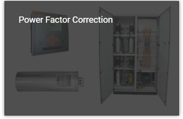 Power Factor Correction Products