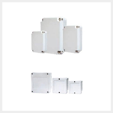 Modbox Enclosure & Junction Boxes