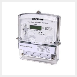 Multi Source Tariff Meters